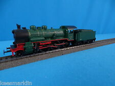 Marklin 3086 NMBS Steamer with Tender Series 64 Green-Black version 10 DELTA