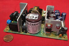 Condor D.C. Power Supply - 3 Outputs -  65 Watts 3.3V 5V 12VDC, 120V 240V GLC65H