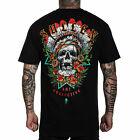 Sullen Men's Spirit Wind Standard Short Sleeve T Shirt Black Clothing Apparel...