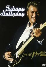"DVD ""Johnny Hallyday - Live at Montreux 1988""    NEUF SOUS BLISTER"