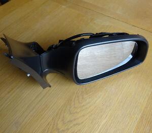 Replacement Right Side Door Wing Mirror Heated Vauxhall Astravan Astra 04-09