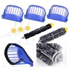 8pc Brush Filter Part Kits 3 Armed For iRobot Roomba 610 620 630 650 660 670 680