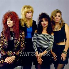 VOCALIST SUSANNA HOFFS FROM THE BAND BANGLES GROUP PUBLICITY PHOTO