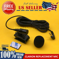 CLARION NX604 BLUETOOTH MICROPHONE MIC NEW C3