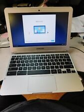 "Samsung Chromebook 11.6"" XE303C12 Chrome OS 16GB-SSD WIFI Bluetooth HDMI Netbook"
