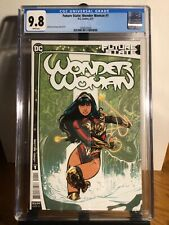 Future State Wonder Woman #1 CGC 9.8