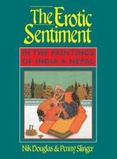 New, The Erotic Sentiment in the Paintings of India and Nepal, Nik Douglas, Penn