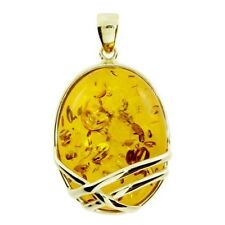 Amber Fine Necklaces & Pendants