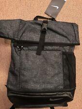 Nike Golf Sport Backpack Black/Silver-Black GA0262 001 New