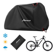 MOVTOTOP Bicycle Cover - Black