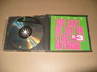 Frank Zappa You Can't Do That Vol. 3 - 2 cd FatBox 1989 Ex + Condition