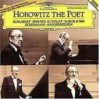 The Poet von Horowitz,Vladimir   CD   Zustand gut