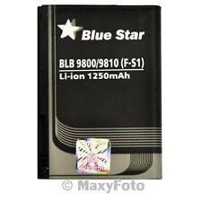 BATTERIA ORIGINALE BLUE STAR 1250mAh PILA IONI LITIO PER BLACKBERRY 9800 9810