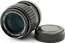 [ Exc+++++ ] Asahi SMC Pentax-M 100mm f/2.8 Telephoto MF Lens K Mount from Japan