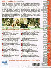Buch Reparaturanleitung BMW F 650 CS F650CS Scarver ab Modelljahr 2002 Band 5263