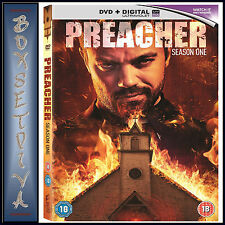 Preacher - Complete Season 1 *Brand New Dvd *