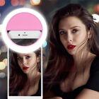 Led Selfie Ring Light Makeup Lightings Selfie Mobile Phones Photo Night Ligh TM