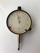 Carl Mahr Dial Gauge 0.1mm 4 Rubis