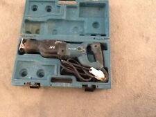 MAKITA JR3070CT Reciprocating saw 110v with carry case