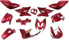 Verkleidungsset Verkleidung Verkleidungsteile Rot für YAMAHA AEROX MBK NITRO