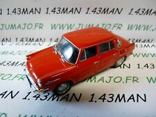 PL46H VOITURE 1/43 IXO IST déagostini POLOGNE : SKODA 1000 MB