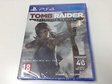 TOMB RAIDER DEFINITIVE EDITION . Pal España ... Envio Certificado ... Paypal