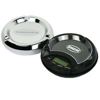 0.01g x 100g Digital Scale - Ash Tray - Scale ATS-100 .01 gram accuracy