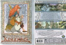 Twelve Kingdoms Chapter 2 Empress DVD New Anime Region 1