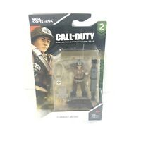 Mega Construx Call of Duty WW2 Combat Medic Series 2 FMG05 New Toy Gift