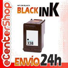 Cartucho Tinta Negra / Negro HP 338 Reman HP Photosmart C3180 24H