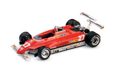 "Ferrari 126C2 #27 Villeneuve ""GP Long Beach"" 1982 (Brumm 1:43 / R272)"