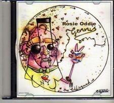 (DF812) Rosie Oddie, Genni's Song - DJ CD