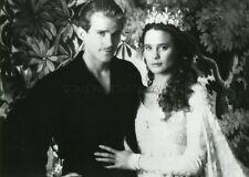 CARY ELWES  ROBIN WRIGHT  THE  PRINCESS BRIDE 1987 VINTAGE PHOTO ORIGINAL #1