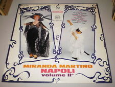 MIRANDA MARTINO -  NAPOLI VOLUME II - ORIG RCA LP - 1964 - FEAT. ENNIO MORRICONE