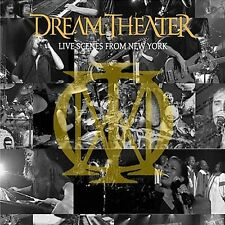 Live Scenes from New York by Dream Theater (CD, Sep-2001, 3 Discs, EastWest)
