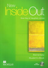 Macmillan NEW INSIDE OUT Elementary Level Student's Book with CD-ROM @NEW@