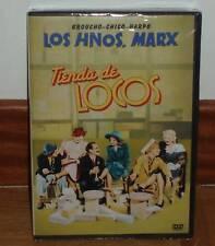 LOS HERMANOS MARX - TIENDA DE LOCOS - DVD - PRECINTADO - CLASICO - COMEDIA-NUEVO