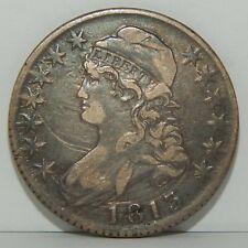 New Listing1813 - 50 Over Uni - Capped Bust Half Dollar - U.S. - 50¢