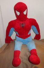 "Disney Marvel Marvelkids Spider-Man Plush Stuffed Pillow Spidey Sense Action 25"""
