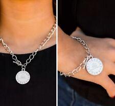 Paparazzi Consultant Necklace and Bracelet Set~NWT
