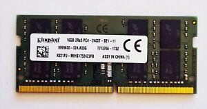 Kingston 16GB DDR4 2400MHz Laptop SODIMM RAM ~ PC4-19200 2400T Memory 260pin