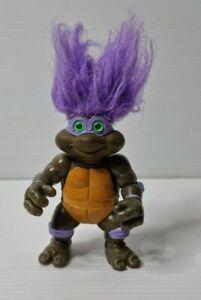 TMNT Teenage Ninja Turtles Troll Doll Donatello 1993