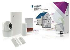 König SAS-CLALARM10 CCTV Smart Home Security Set