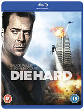 DIE HARD - BLU-RAY - REGION B UK