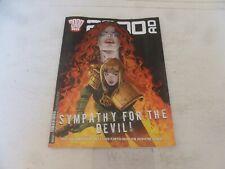 2000 AD Comic - PROG 2139 - Date 10/07/2019 - UK Paper Comic