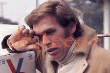 1971 CAN-AM Lothar Motschenbacher DRIVER 35mm Auto Racing Slide