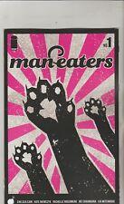 Image Comics Maneaters #1 September 2018 Glitter Variant 1st Print NM