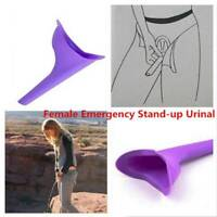 Women Urination Device Cup Stand Up Pee Port A Potty for Travel Camp Protable J