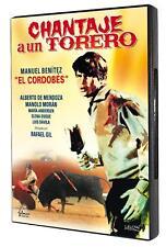 CHANTAJE A UN TORERO. dvd.