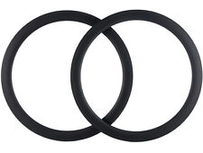 50mm Depth Bicycle Carbon Rims 25mm Tubeless Carbon Bike Rims 18/21/20/24 Holes